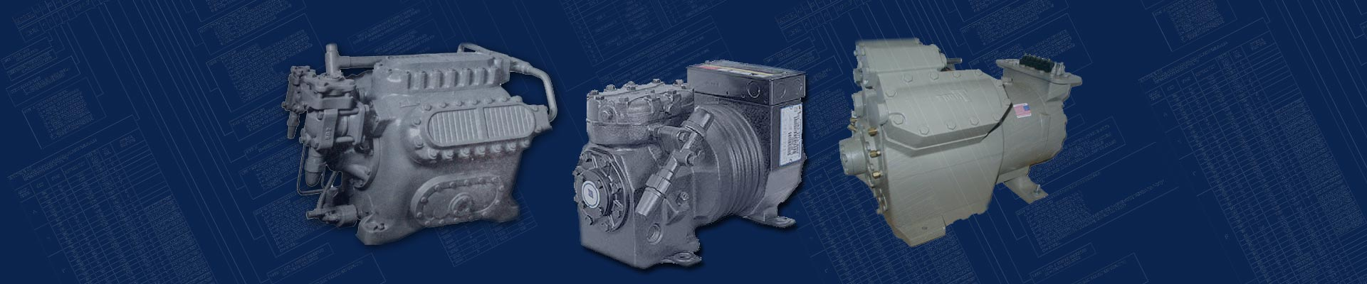 Buy Compressors Direct<br> Save 30 to 60% OFF